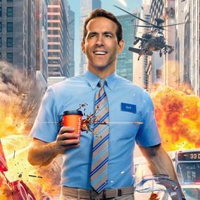 Videogiochi: Ryan Reynolds diventa un personaggio in stile GTA sul grande schermo
