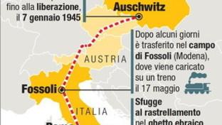 Shoah, morto Piero Terracina: tra gli ultimi italiani sopravvissuti di Auschwitz