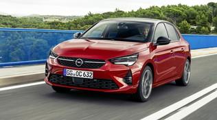 Opel Corsa a caccia della leadership nel segmento B