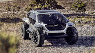 Audi apre ad Argotec e alle tecnologie aerospaziali