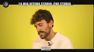"""Il cantante Aiello si racconta: """"Tradimenti? Meglio non rivelarli mai"""""""