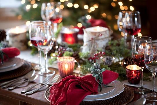 Natale: i cibi del benessere per la tavola delle Feste