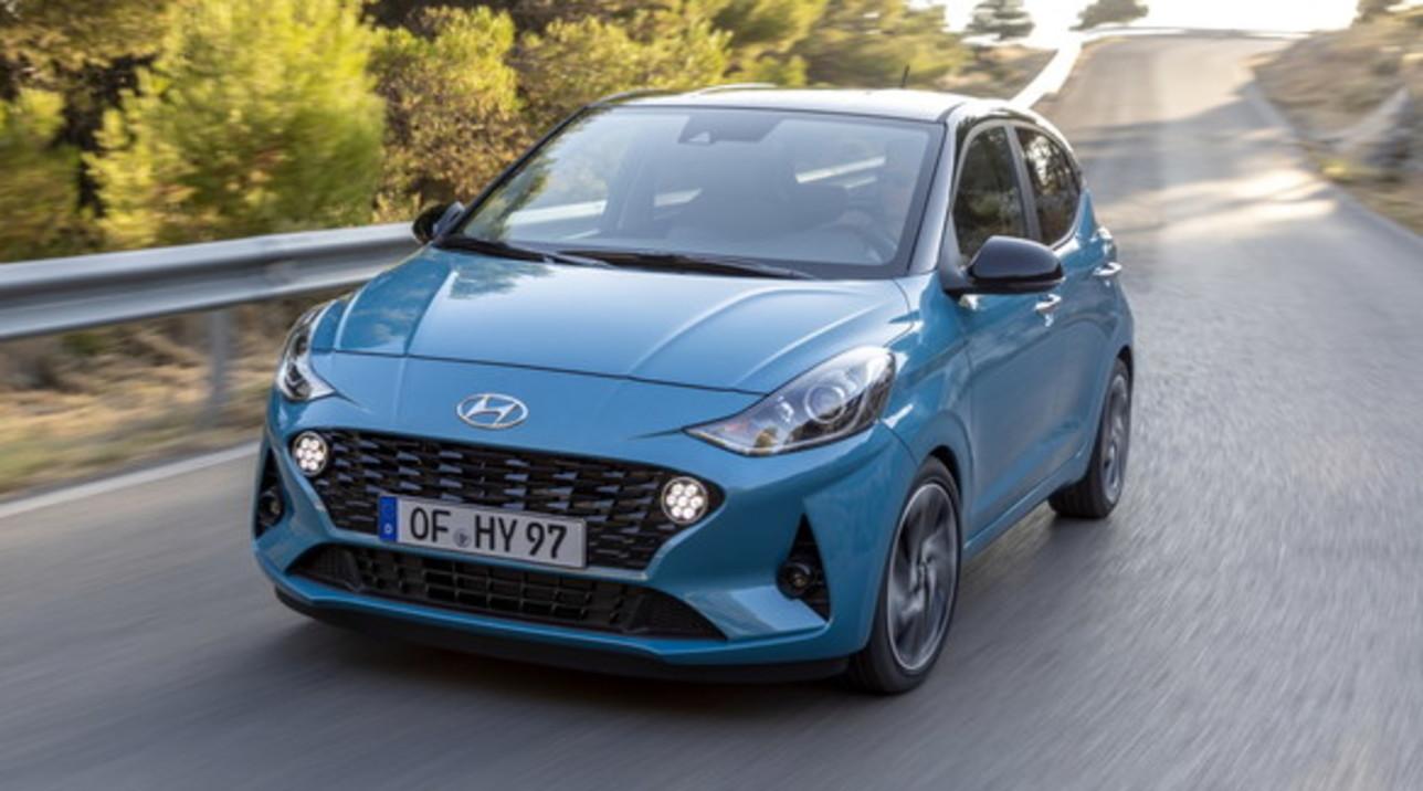 Hyundai Nuova i10