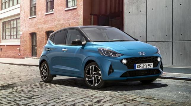 New look e tanti contenuti, l'ambizione di Hyundai i10