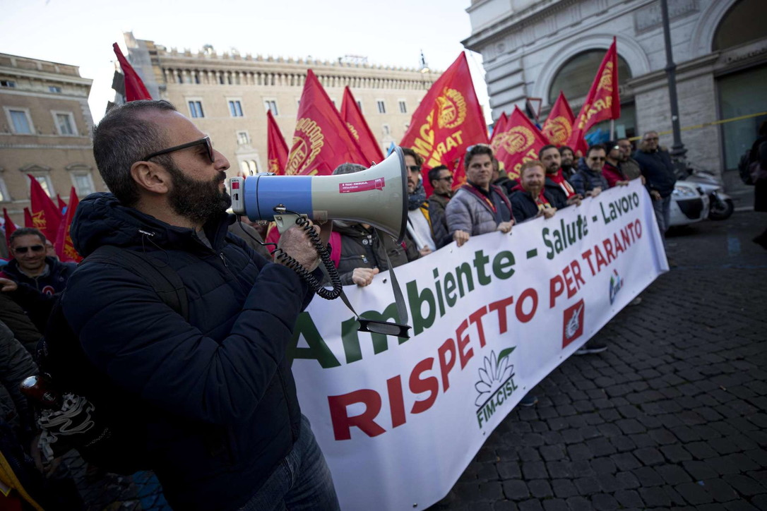 """A Romala """"settimana di mobilitazione per il lavoro"""""""
