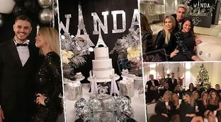 Wanda Nara compie gli anni e per il party non bada a spese