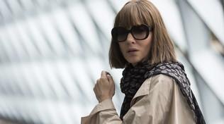 Cate Blanchett in fuga dalla famiglia in