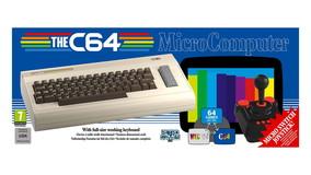 Commodore 64: la nostalgia a dimensioni reali