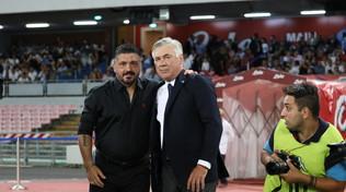 """Napoli, Gattuso si presenta: """"Ancelotti un papà. obiettivo Champions"""""""