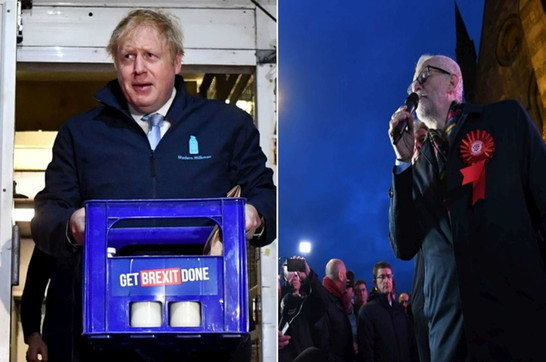 Sterlina vola dopo vittoria Johnson, Brexit più vicina