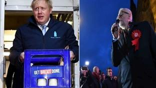 """Elezioni Gb, l'ultima """"sfida"""" tra Johnson e Corbyn: il premier si prepara... consegnando il latte"""