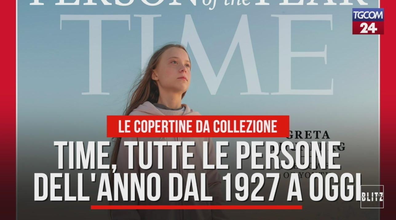 """Time, le """"persone dell'anno"""" dal 2003 a oggi"""