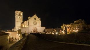 Natale ad Assisi, un'emozione unica