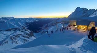Pontedilegno-Tonale: piste da sci, ice music e adrenalina