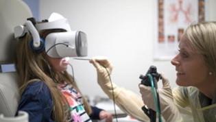 La realtà virtuale come terapia del dolore nei giovani pazienti in ospedale