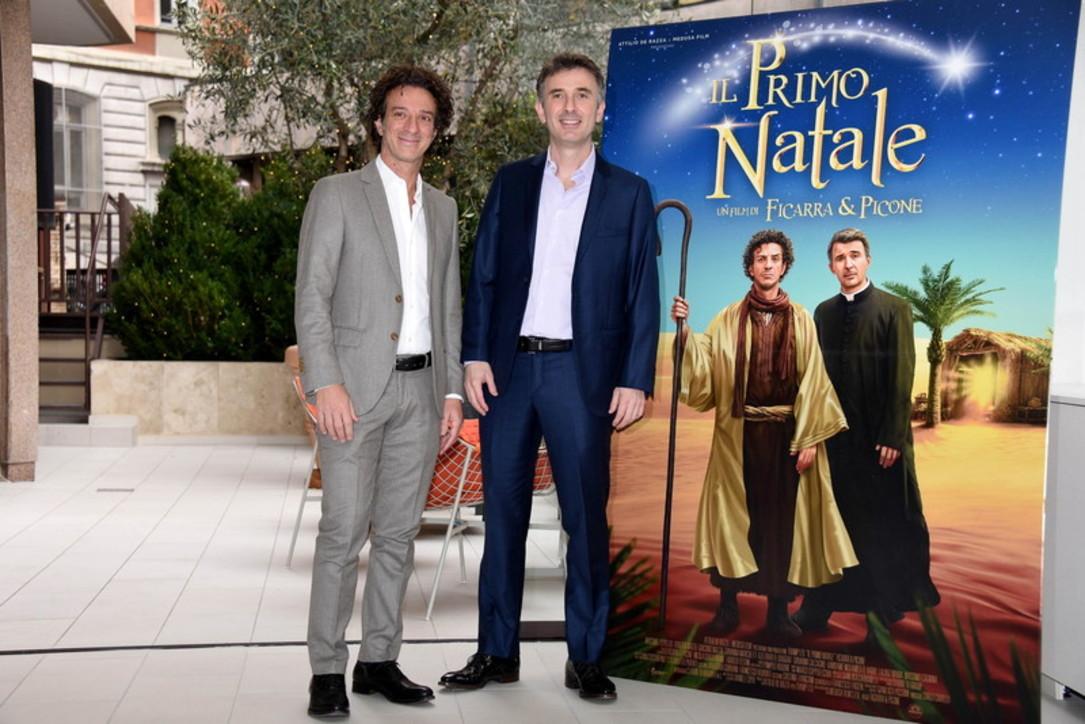 """""""Il primo Natale"""": presentato il nuovo film di Ficarra e Picone"""