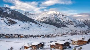 Valtellina: Livigno, natura epizzoccheri