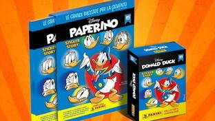 Donald Duck il fumetto diventa figurina