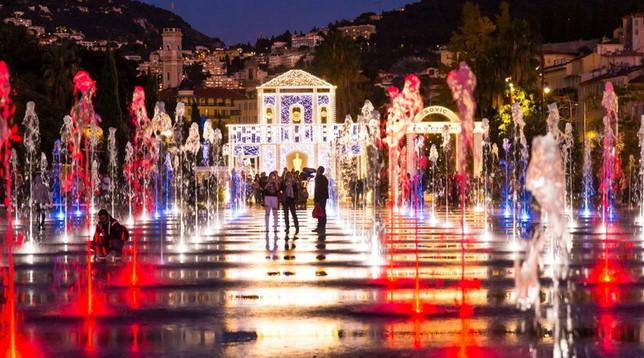 Feste sfavillanti in Costa Azzurra