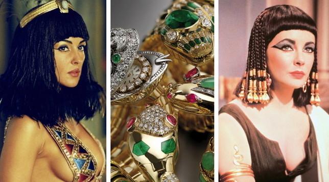 Gioielli unici e simboli di seduzione: il momento d'oro dei serpenti
