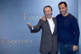 Cinema, il Pinocchio dark di Matteo Garrone | Benigni nei panni di Geppetto