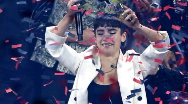 """A """"X Factor"""" vince Sofia della squadra di Sfera Ebbasta"""