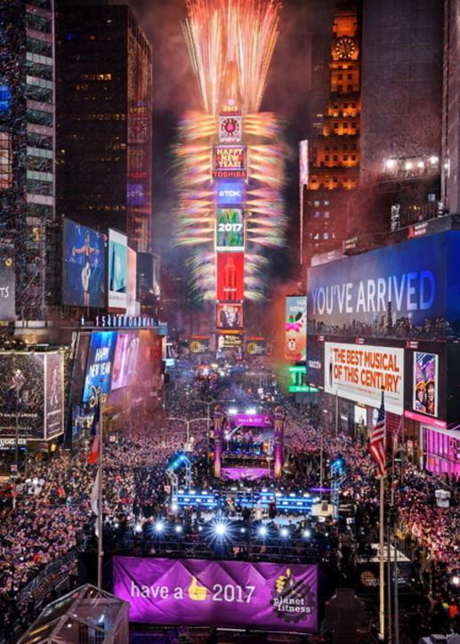 New York: come brindare al 2020 nel centro del mondo