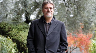 Giorgio Tirabassi torna in tv dopo l'infarto