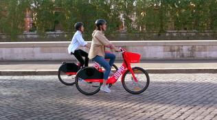 Jump by Uber, a Roma già 100 mila accessi!
