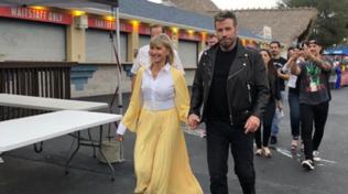 Grease, John Travolta e Olivia Newton-John di nuovo insieme 41 anni dopo