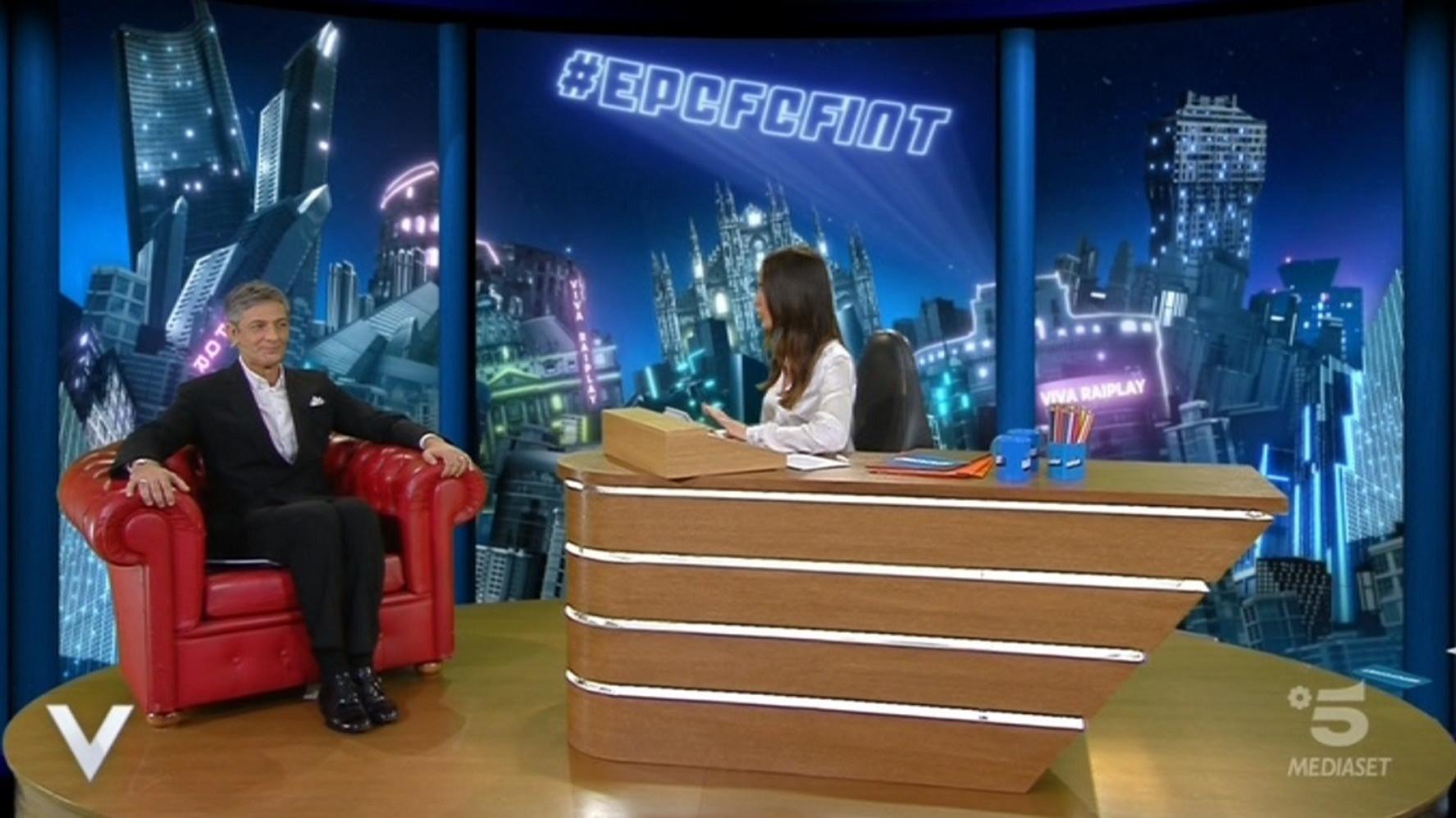 Fiorello show su Canale 5: