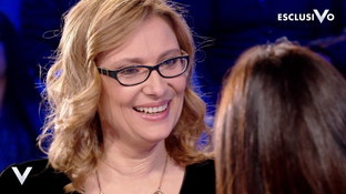 """Nicoletta Mantovani a """"Verissimo"""": """"Luciano Pavarotti è sempre qui con noi"""""""