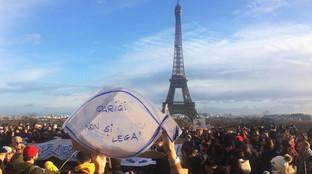Da Parigi a Bruxelles, le Sardine in Europa