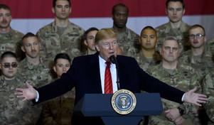 Afghanistan, gli Usa pronti ad annunciare ritiro di 4mila truppe