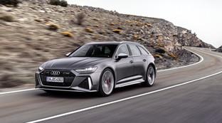 Audi RS6 Avant, sintesi di sportività e versatilità