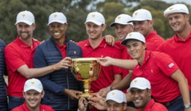 Golf, tra risse e rimonte gli Stati Uniti vincono la Presidents Cup 2019