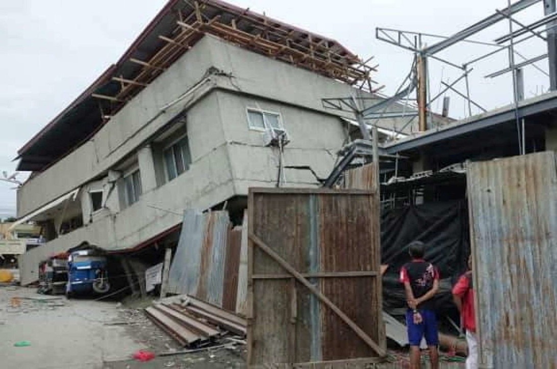 Filippine, terremoto di magnitudo 6.8 nel sud del Paese