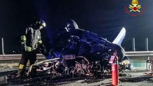 Incidente stradale nel Veneziano, morti tre giovani