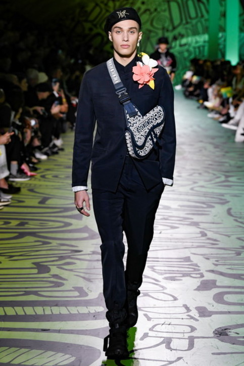 Moda, da Art Basel Miami le proposte Dior Hommeper l'autunno 2020