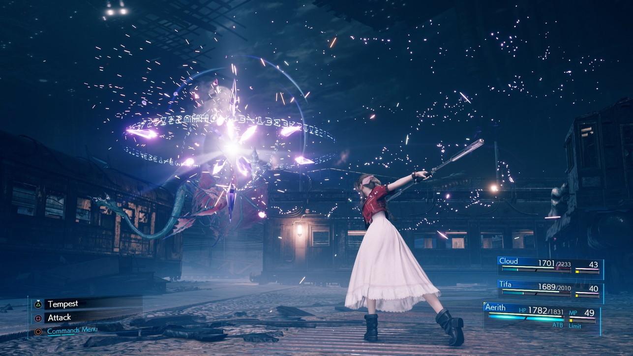 Final Fantasy VII, le nuove immagini del remake per PS4