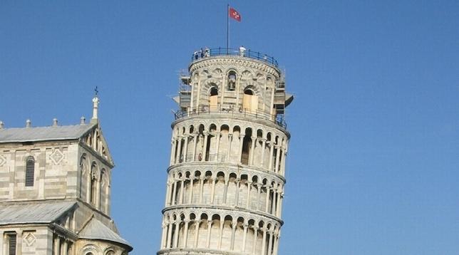 """L'architetto della Torre di Pisa ha un nome, la firma scoperta su un'incisione: """"La progettò Bonanno Pisano"""""""