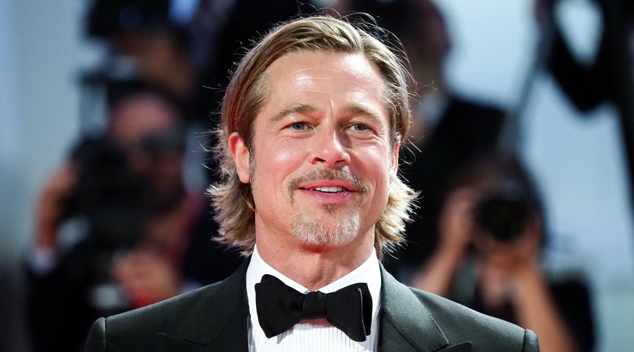 Brad Pitt splendido 56enne