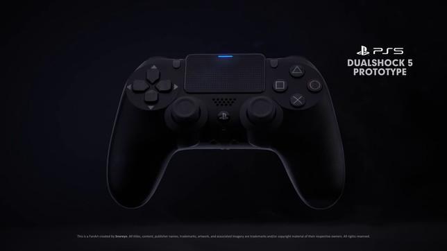 PlayStation 5: ecco una ricostruzione del nuovo controller