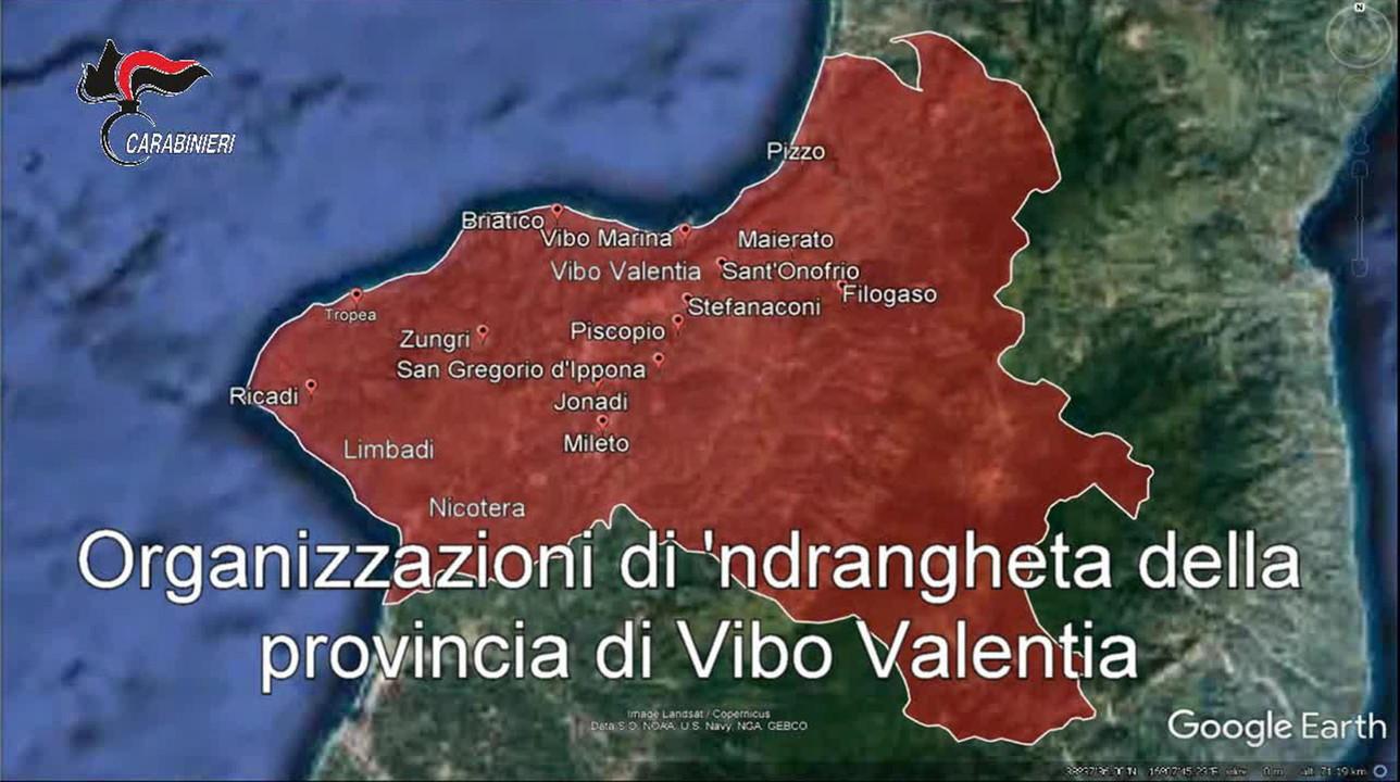 'Ndrangheta, maxi blitz dei carabinieri: in manette anche politici