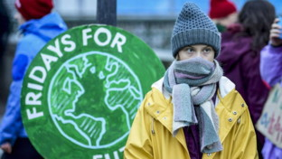 Fridays for Future, Greta manifesta a Stoccolma dove tutto è iniziato