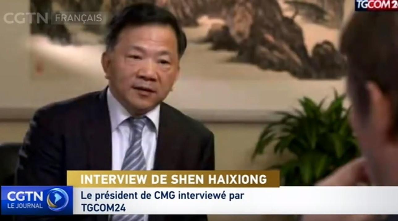 Dalla Cina all'Albania, l'intervista di Tgcom24 al viceministro della Comunicazione di Pechino fa il giro del mondo