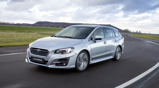 Subaru sale in cattedra con Levorg MY19 Premium
