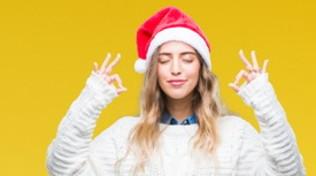 Stress addio: affronta le feste in serenità con cinque semplici mosse