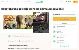 Ong raccoglie più di 600mila euro per comprare uno zoo e... liberare gli animali