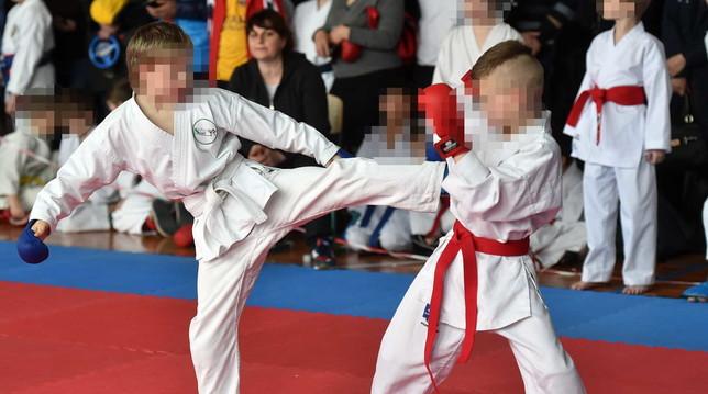 karate bambini ragazzini bimbi